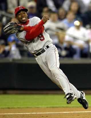 Chone Figgins - 3B